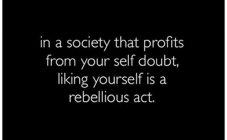 In A Society